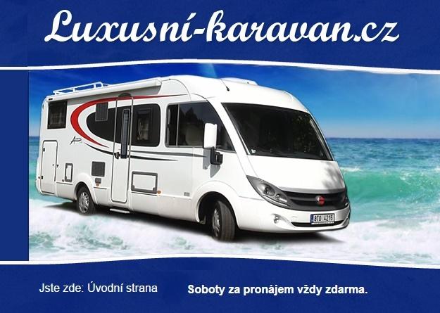 Pronájem karavanů Mohelnice